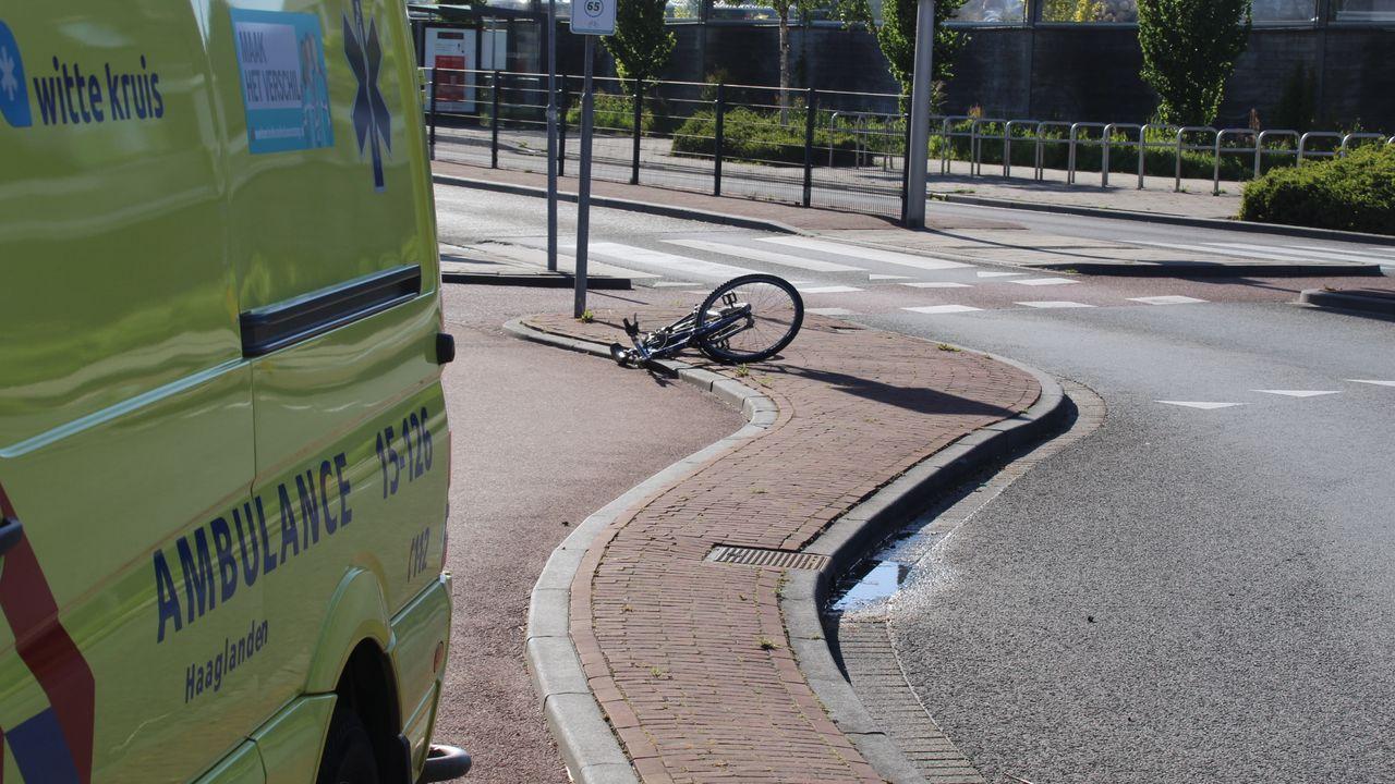 Rijontzegging voor doorrijden na ongeluk in Naaldwijk