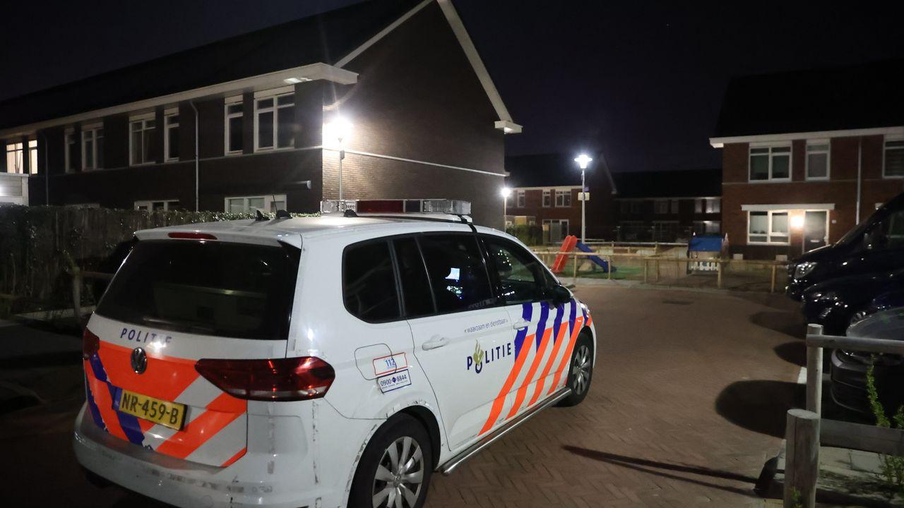 Nachtelijke woningoverval in Dijckerwaal