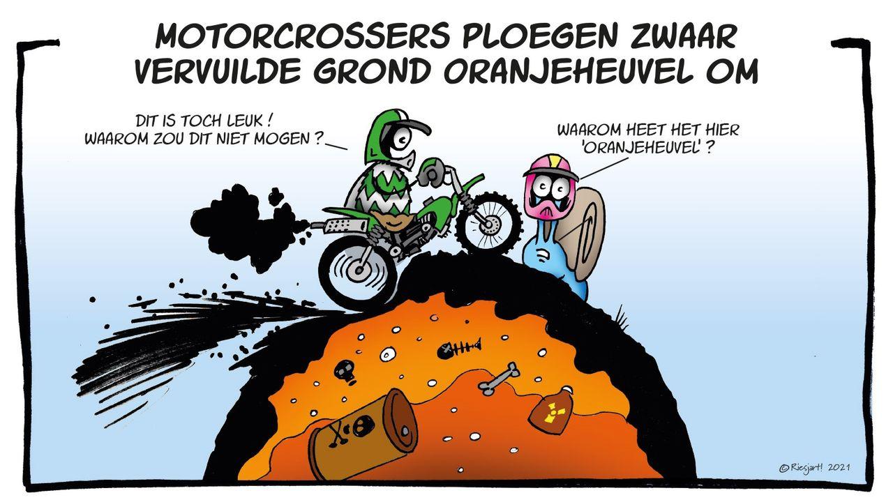 Ben & Sem naar Hoeks poldergebied