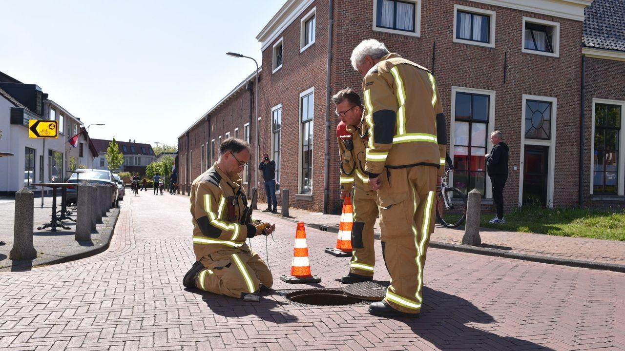 Onderzoek naar gaslucht in Honselersdijk