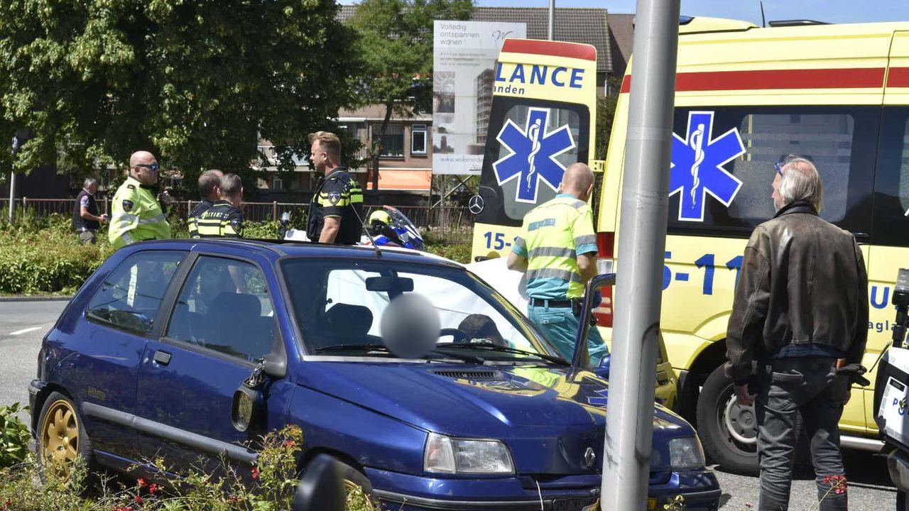 Drie personen gewond bij ongeluk in Naaldwijk