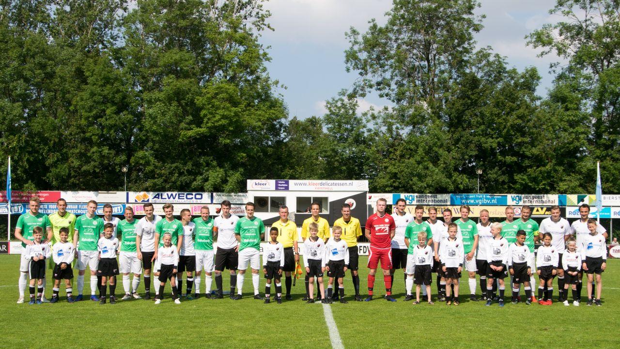Eerste ronde Flynth Westland Cup nog niet bij VV Naaldwijk