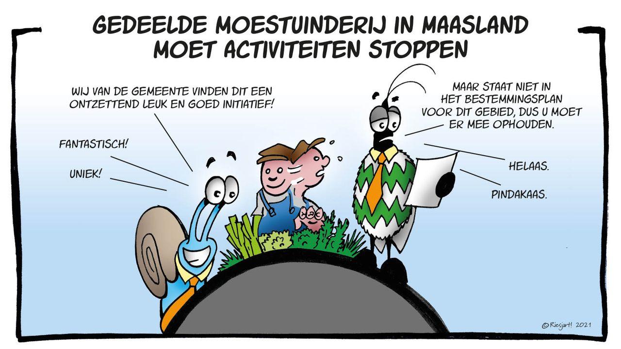 Ben & Sem in Midden-Delfland