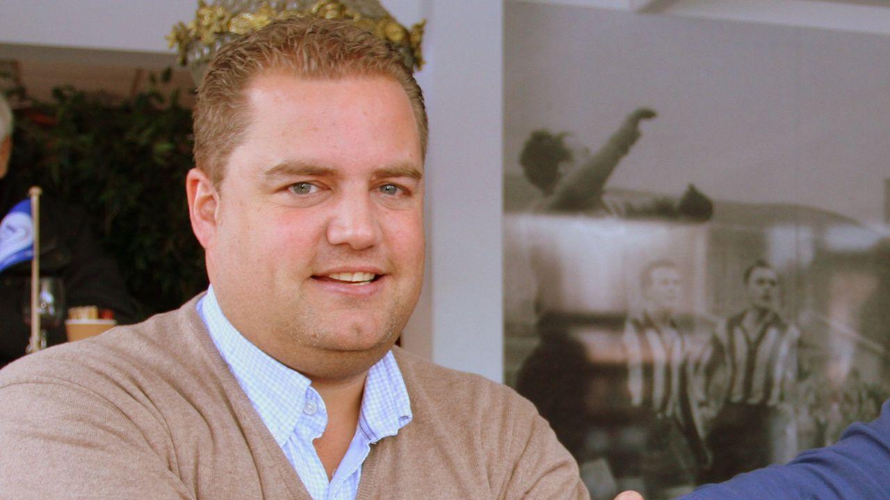 Cesco Agterberg nieuwe coach Westlandia