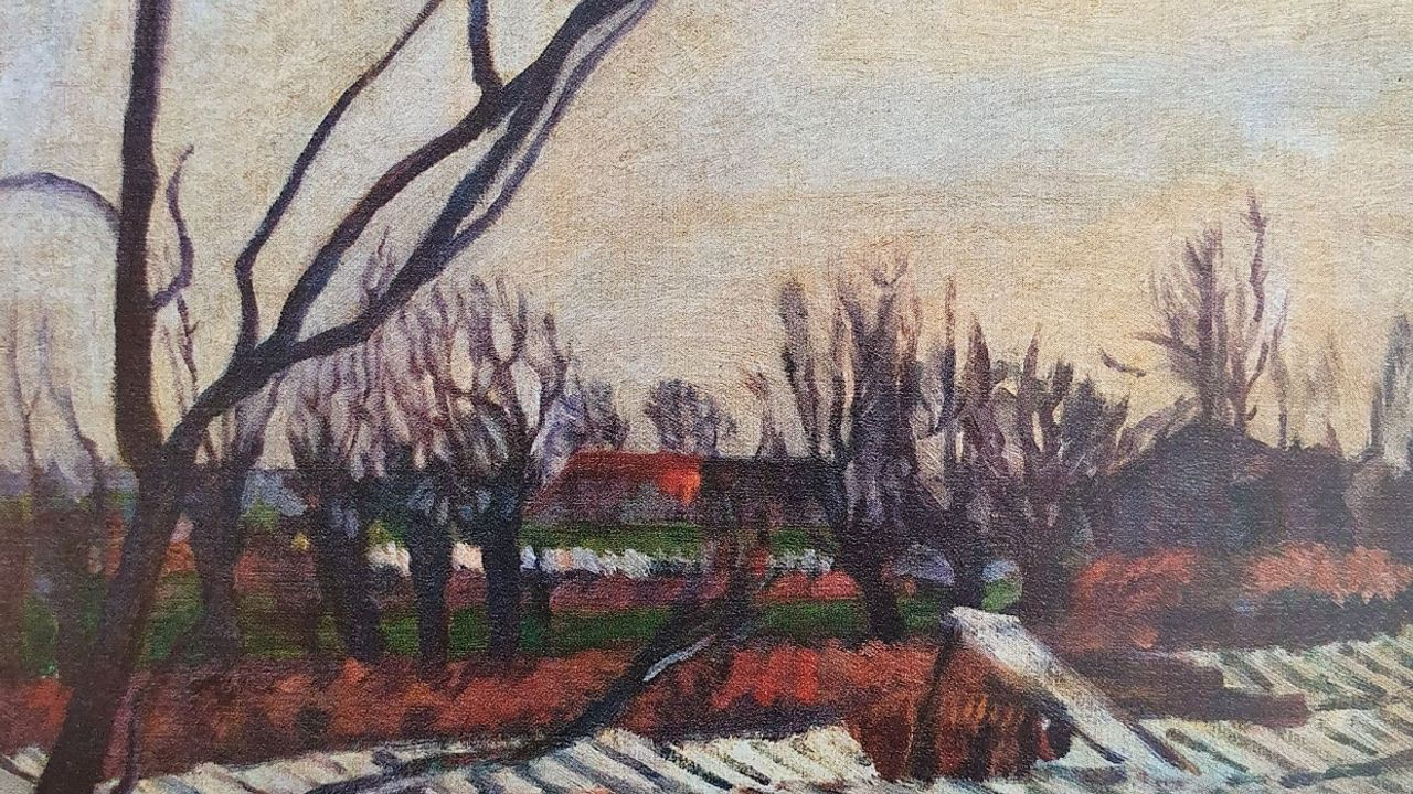 Westlands Museum op zoek naar schilderijen van Leendert Scheltema