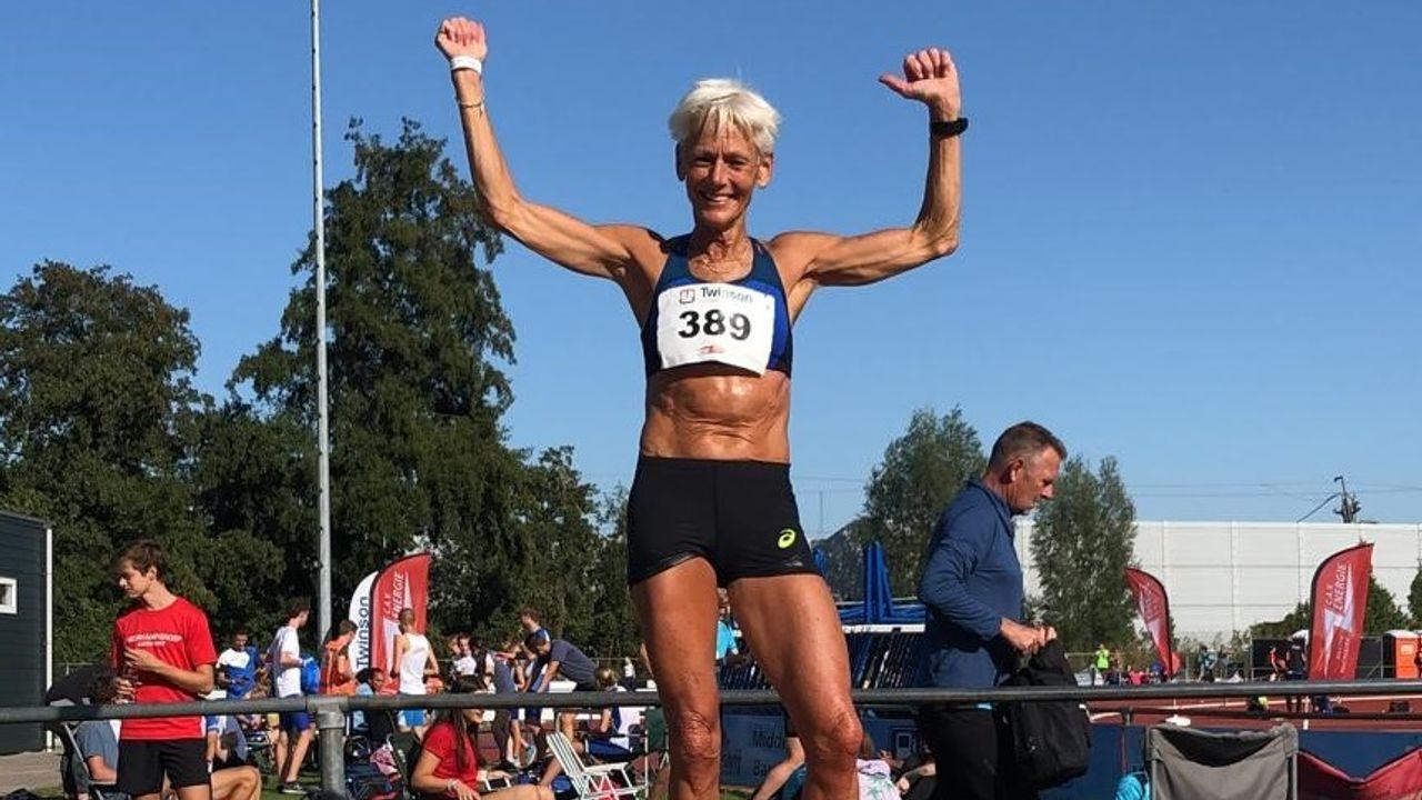 Carla Ophorst naar nationaal  record op de 3.000 meter