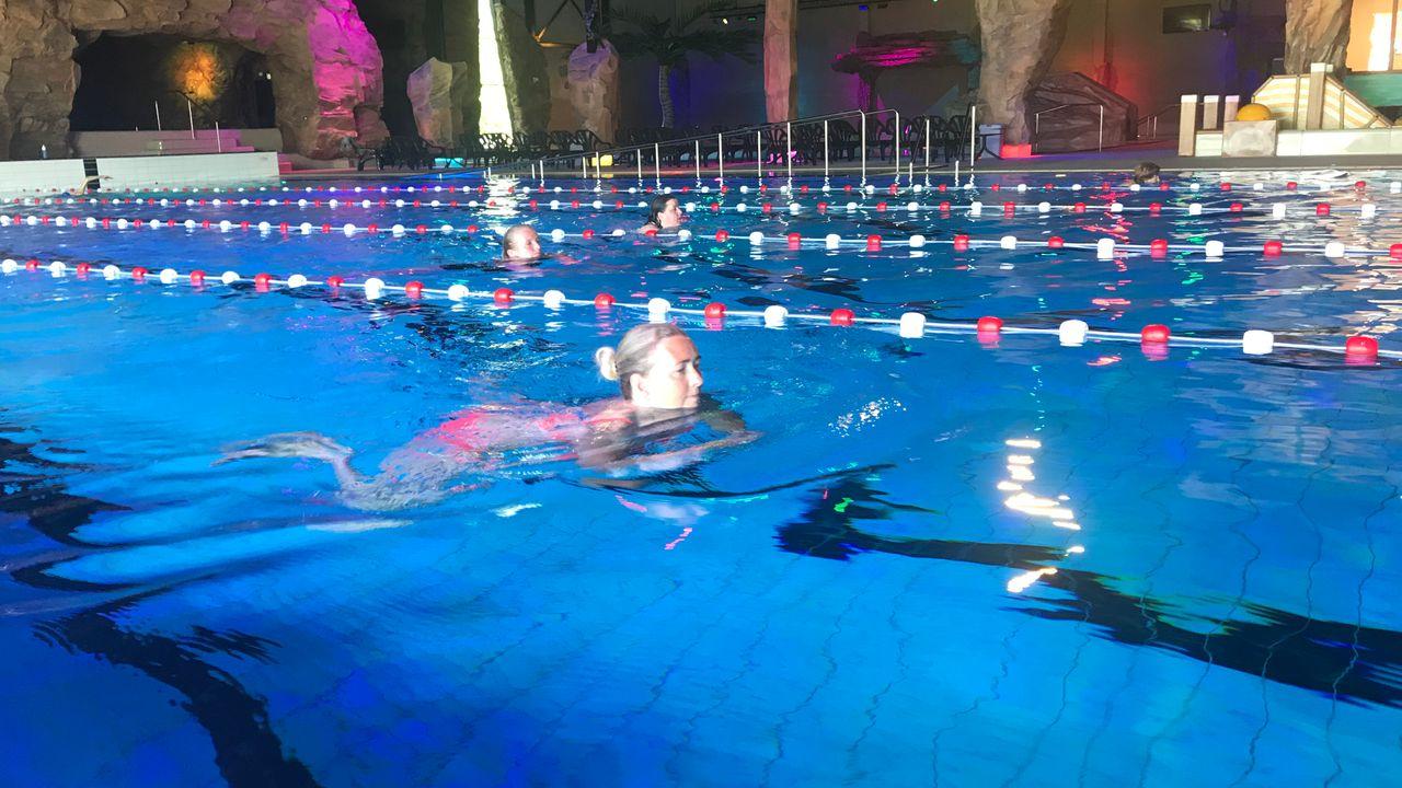 Eerste banenzwemmers nemen een duik in De Boetzelaer