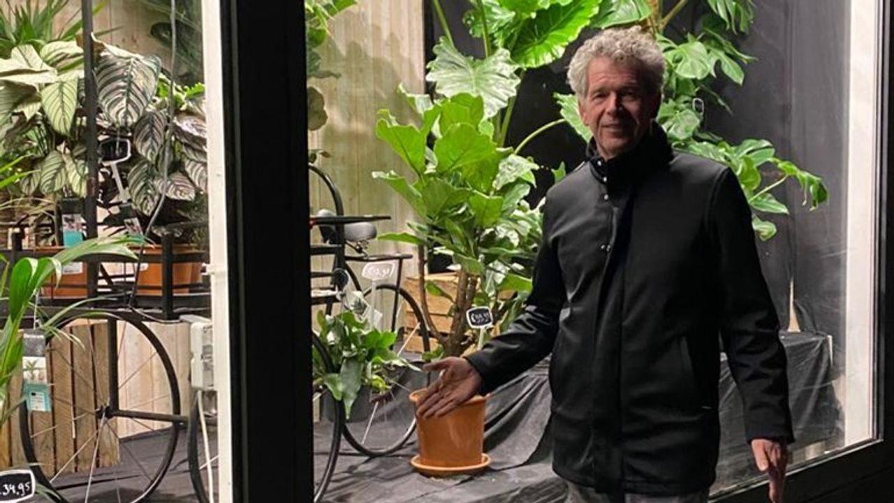 Kamerplanten niet aan te slepen