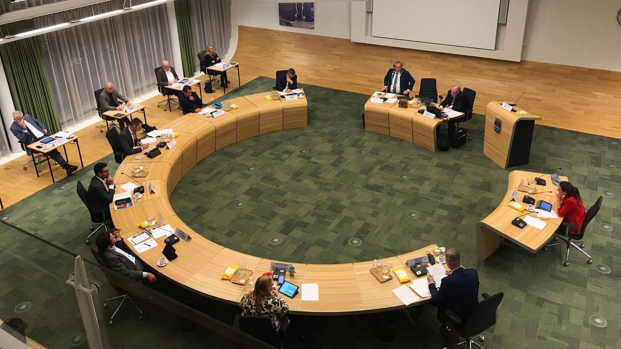 Ook raad Midden-Delfland vergadert deze week niet