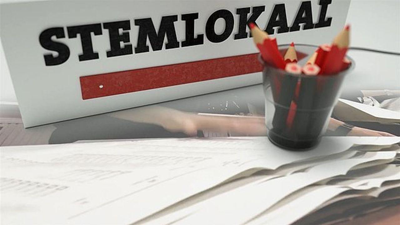 Veel nieuwe stemlocaties tijdens verkiezingen