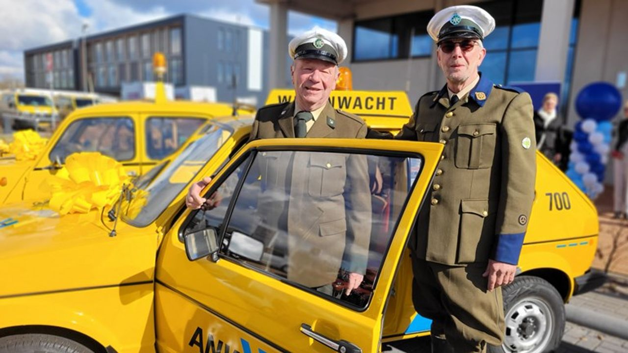 75 jaar Wegenwacht: 'Toen een lijkwagen pech had, moest een overledene worden overgeladen'