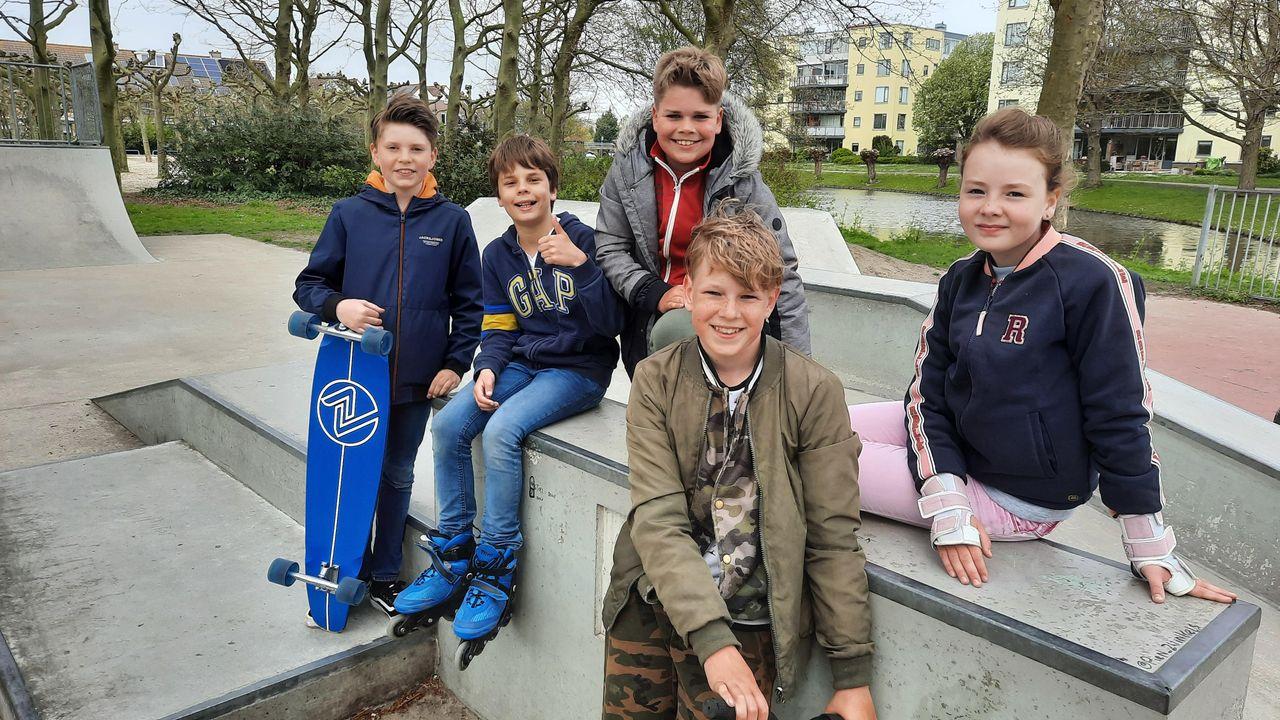 Skaters willen grotere baan in het Dreespark
