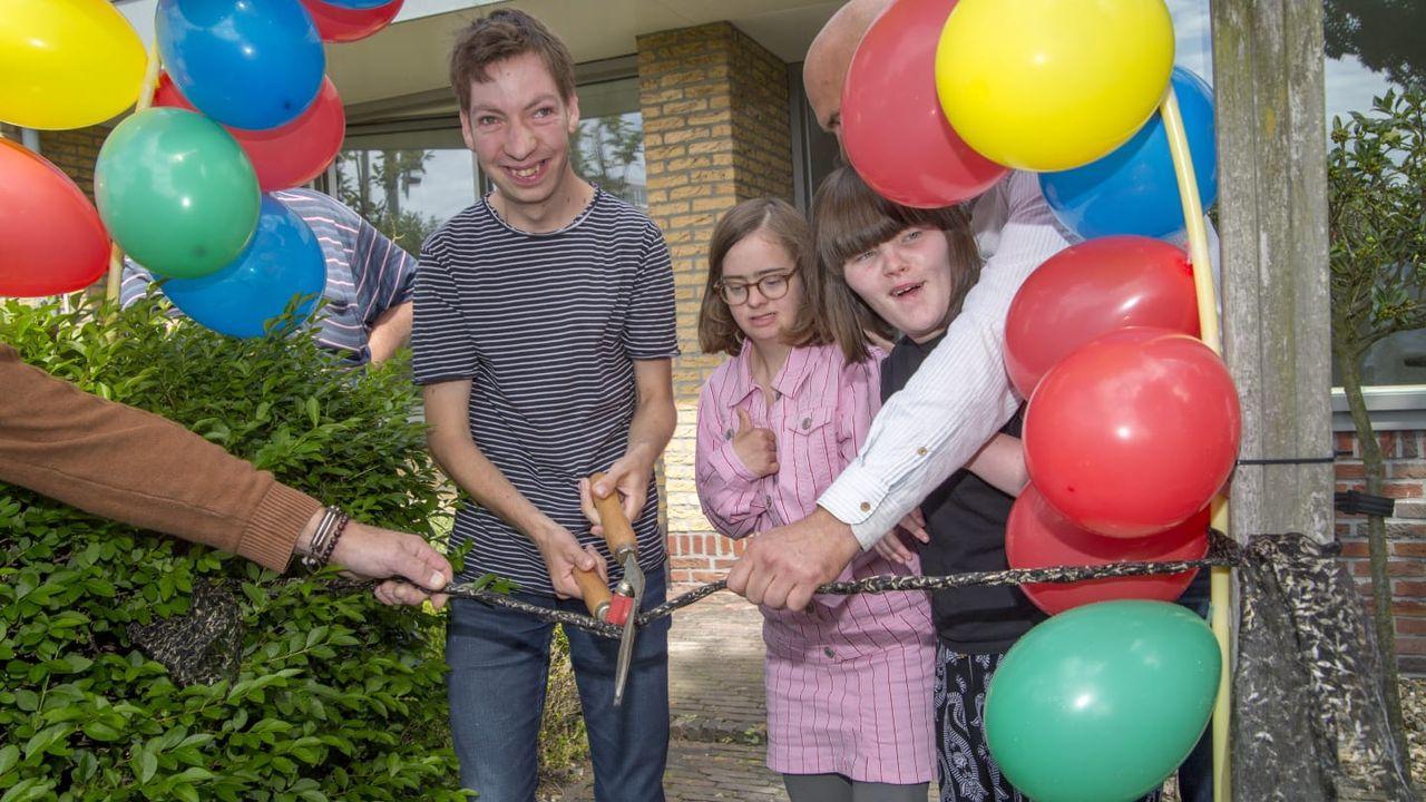 Meander-Huis opgeleverd: nieuw thuis voor jongvolwassenen met beperking