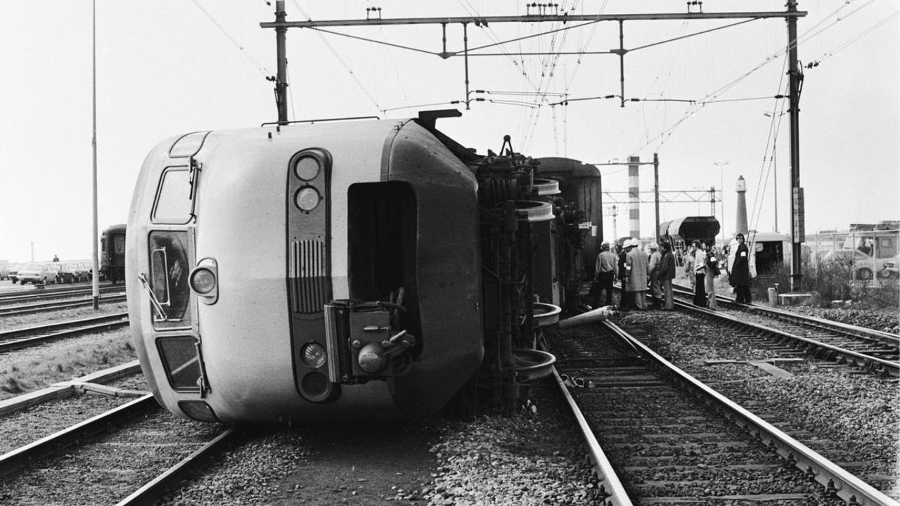 Streekhistorie: Spoorwegongeval in Hoek van Holland