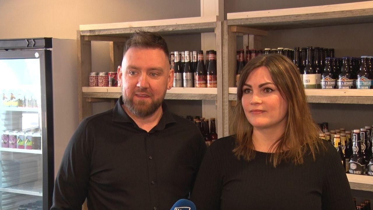 Stel opent speciaalbierwinkel in Naaldwijk
