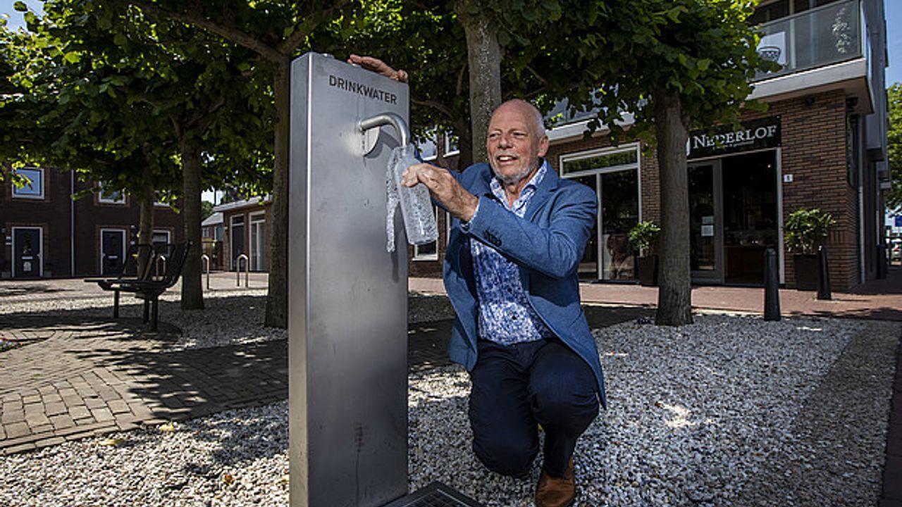 Elf nieuwe watertappunten in Westland
