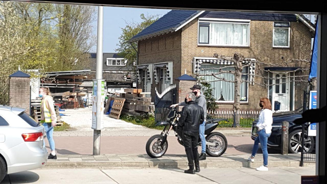 Opnames Flikken Rotterdam in De Lier