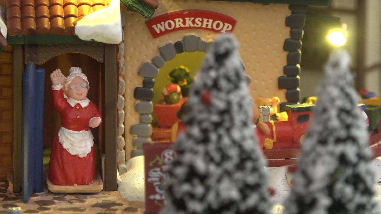 Tips van Westlandse kerstdorpbouwers: Gebruik natuurlijke materialen zoals echt mos
