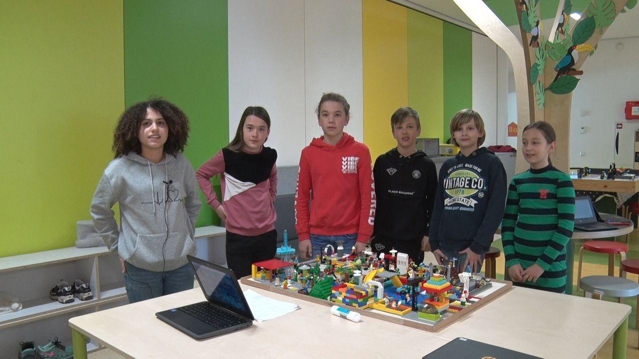First Lego League dit jaar online