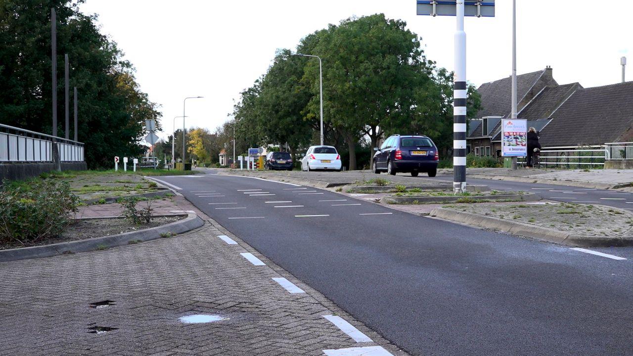 Heulweg richting Kwintsheul afgesloten