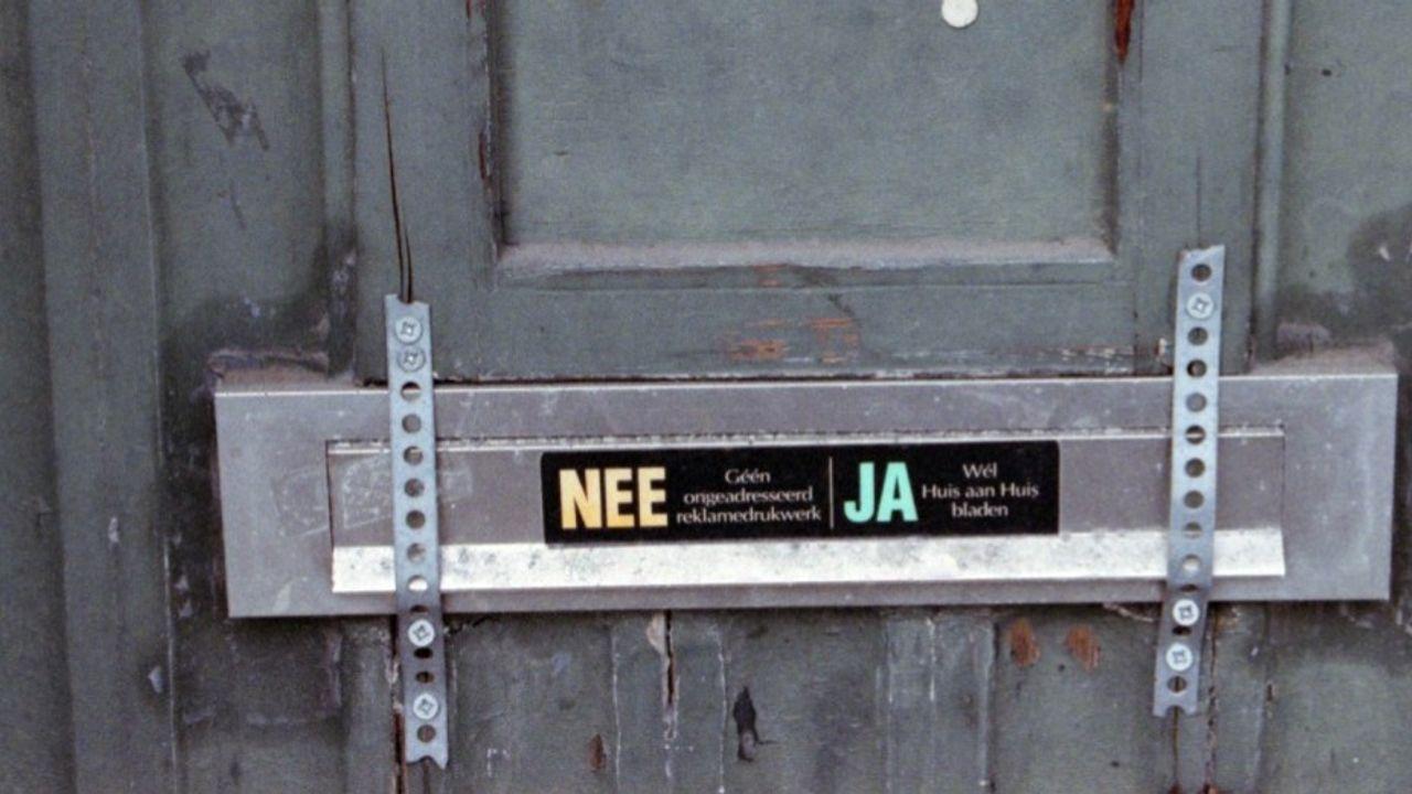 Maassluis: Vanaf 1 oktober geen reclamedrukwerk meer in brievenbus