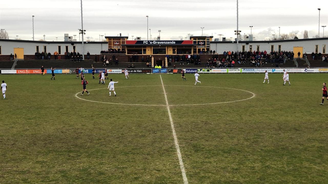 Merendeel spelers FC 's-Gravenzande blijft club trouw