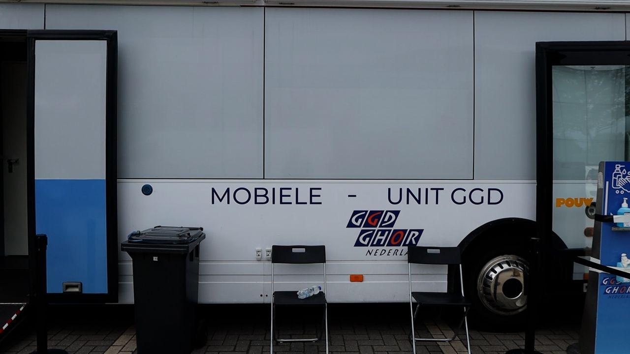 Vaccinatiebus blijft langer staan in Naaldwijk