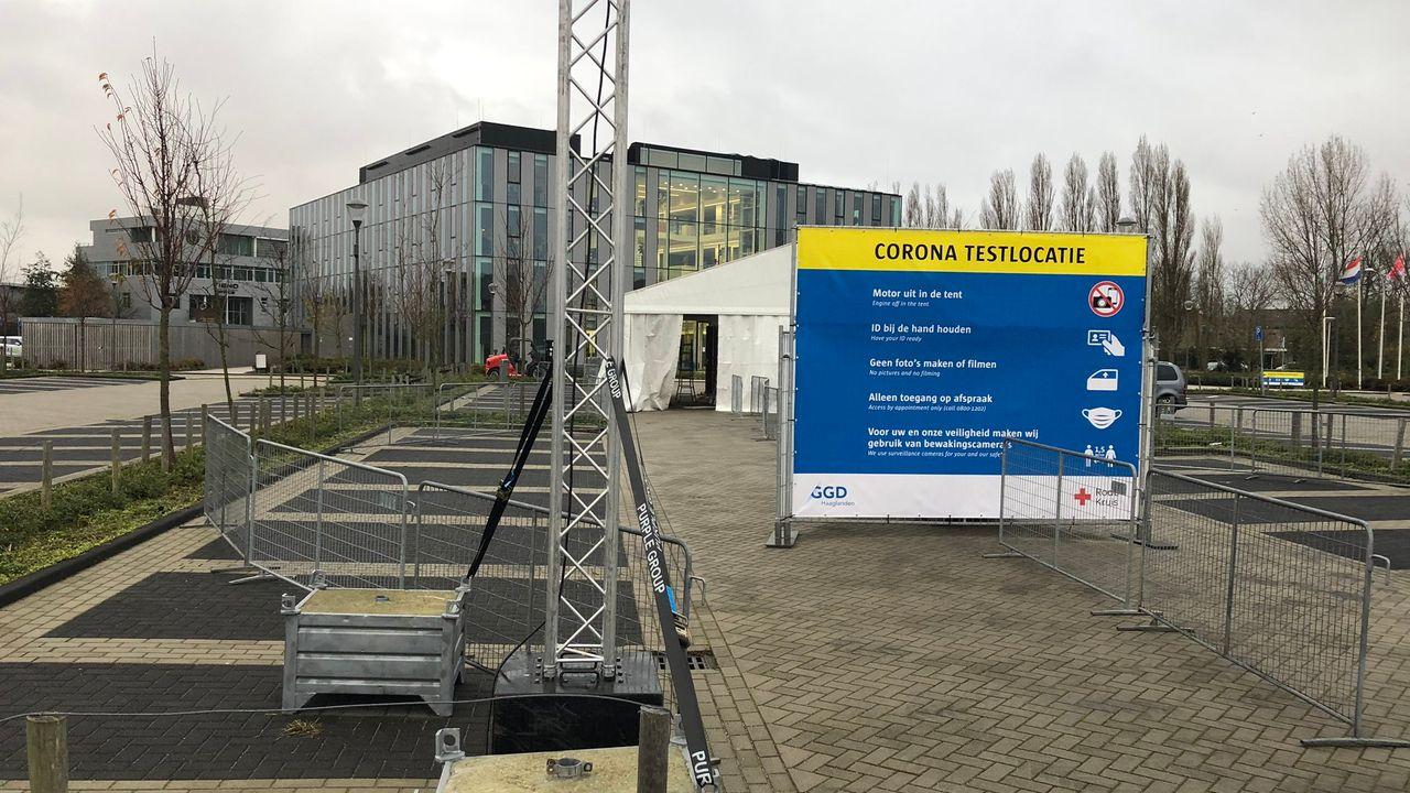 Testlocatie in Naaldwijk wordt overdekt gemaakt