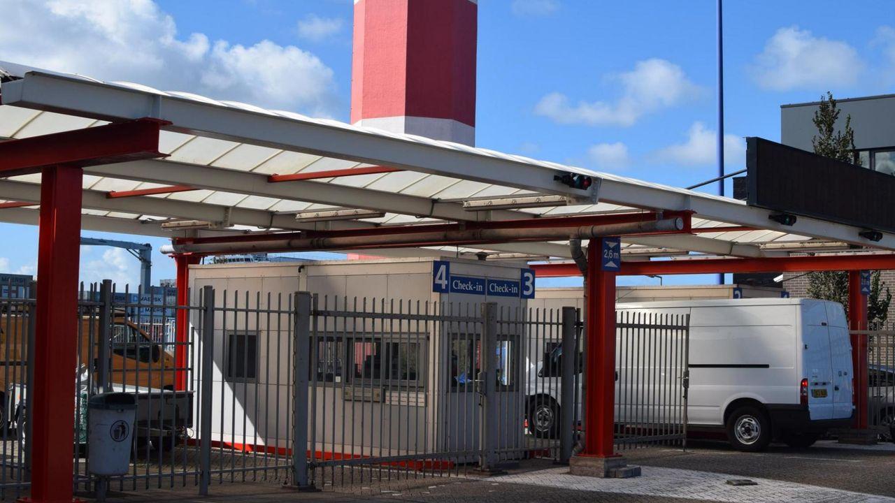 Gezochte Albanees opgepakt in Hoek van Holland