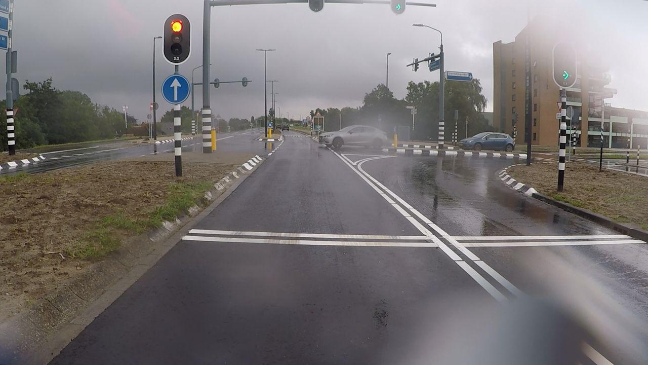 Vanaf nu verkeerslichten op de Maasdijk in Maassluis