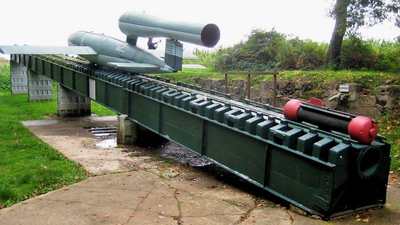Streekhistorie: V2 Raketten, de zogenaamde Vergeltungswaffen van de Duitsers