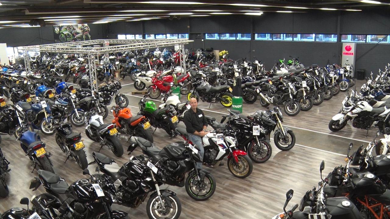 Arjans motorzaak groeit als kool