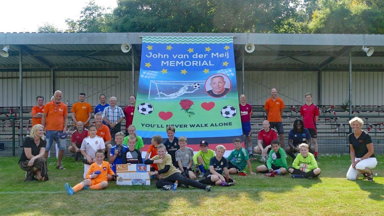 John van der Meij Memorial: 10.000 euro voor ALS Westland