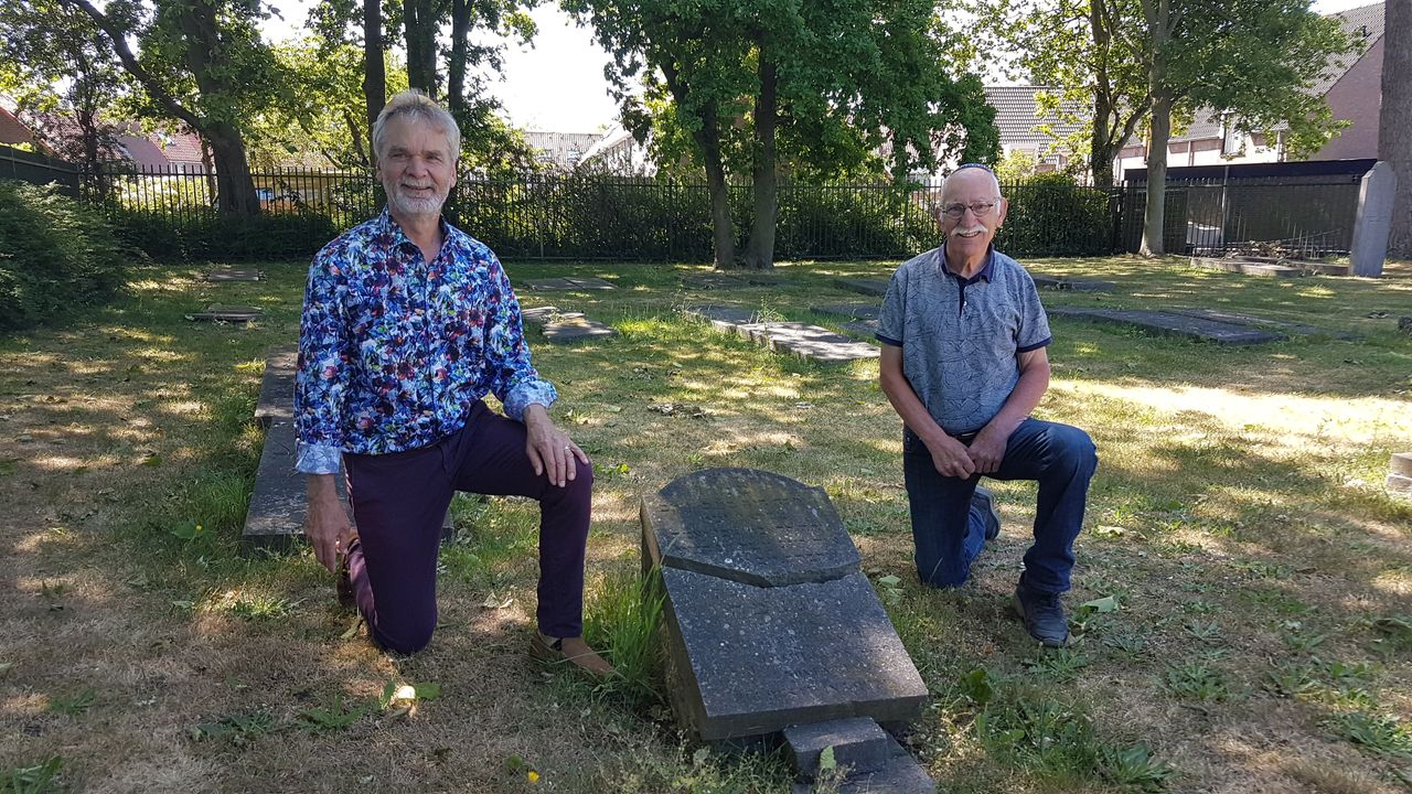 TU brengt joodse begraafplaats in kaart