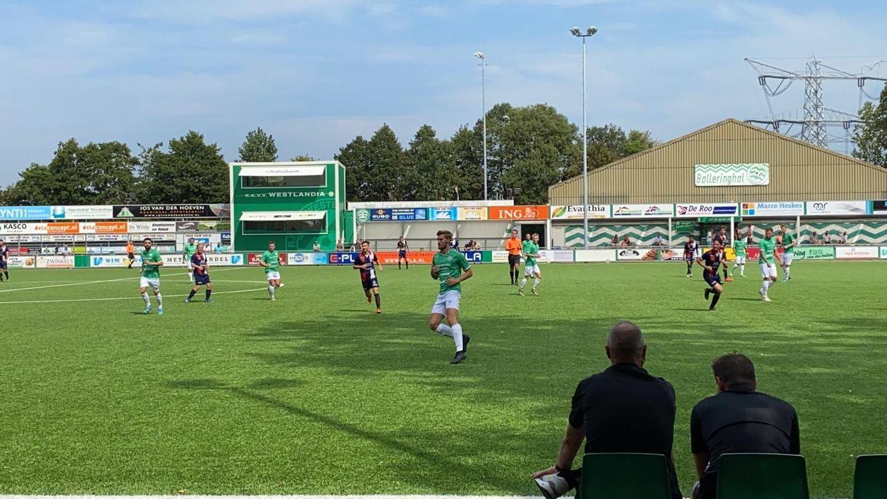 Westlandia met combinatie-elftal in Flynth Westland Cup