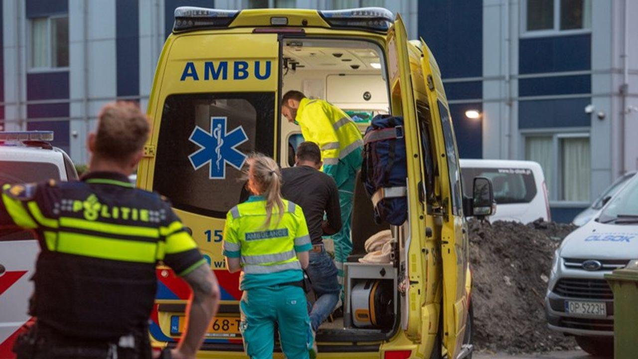 Twee gewonden bij steekpartij in Monster