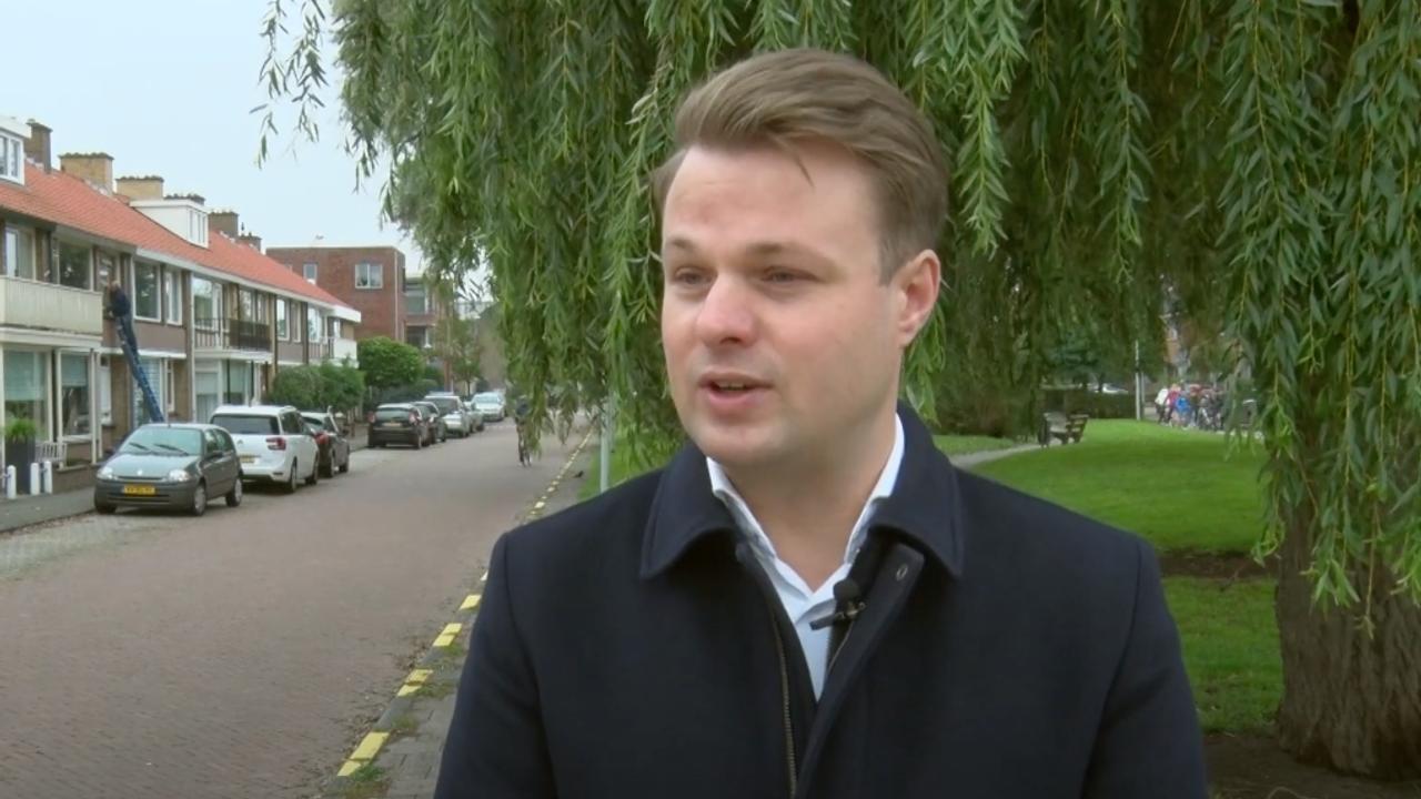 Westlander Peter Valstar hoog op kieslijst VVD