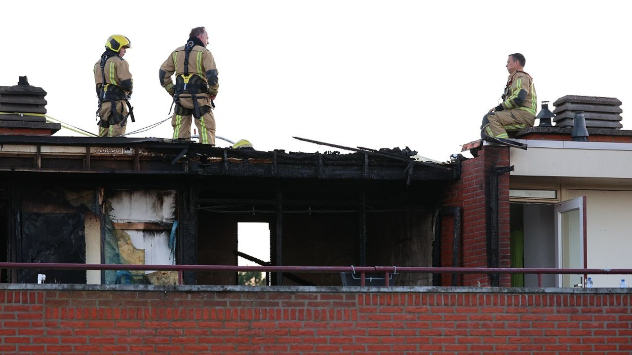 Doneeractie voor bewoners uitgebrande woning De Lier