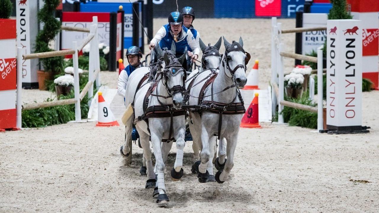 Geen wereldbekerwedstrijd in Lyon voor IJsbrand Chardon