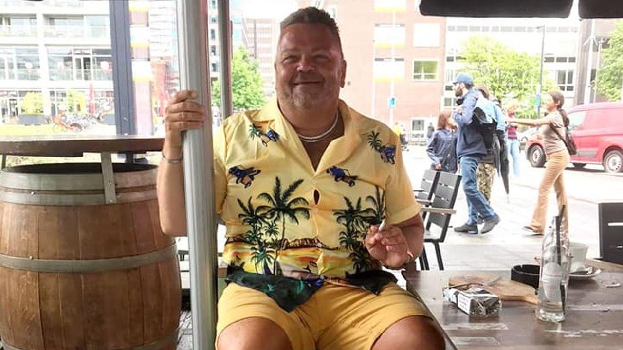 Wens komt uit: dominee geeft dienst vanaf strand