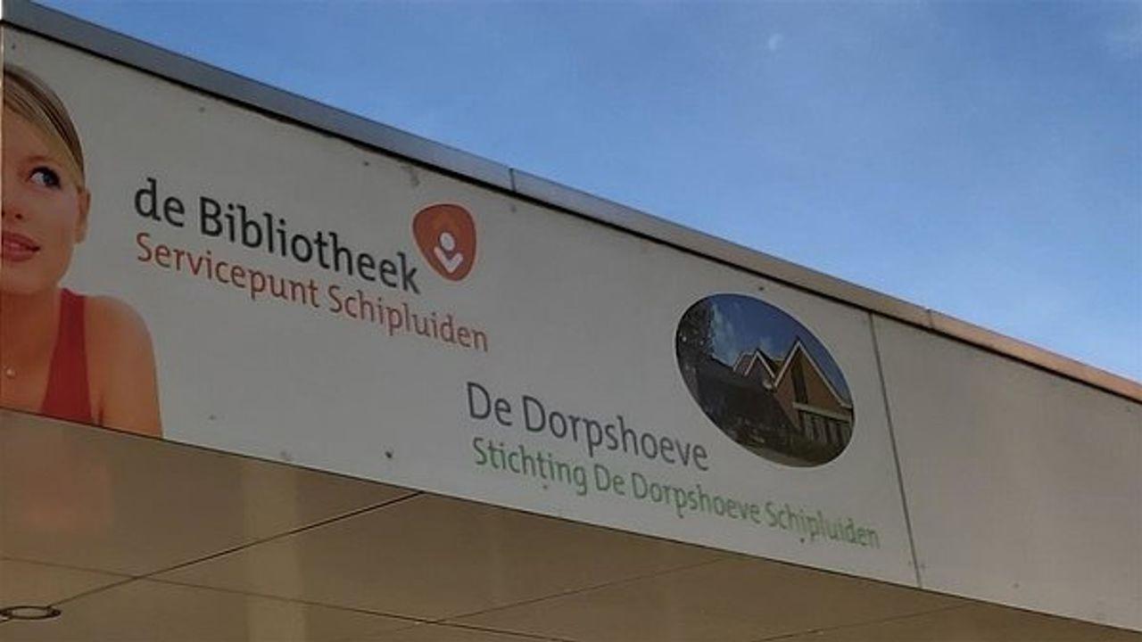 Bibliotheek Schipluiden nu definitief dicht