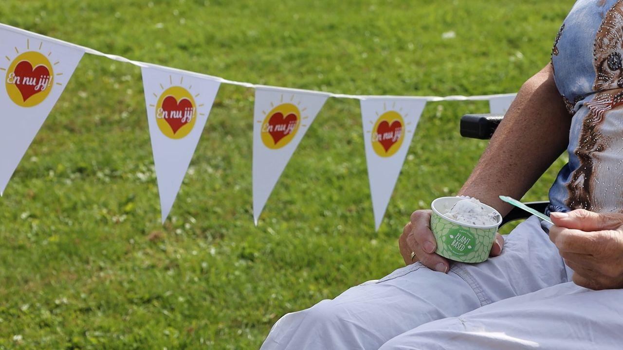 Medewerkers gehandicaptenzorg mogen even ontspannen