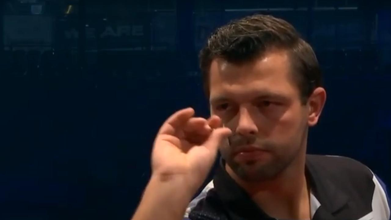 Kuivenhoven reikt tot kwartfinale European Darts Grand Prix