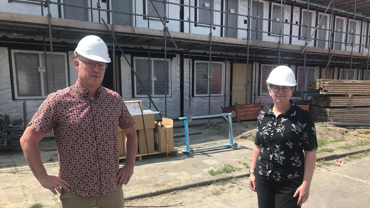 Nieuwe appartementen bij 'Korrelbeton' moeten doorstroming Hoek van Holland op gang brengen