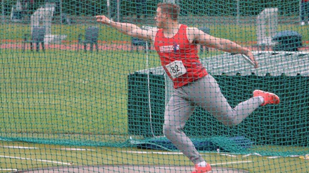 Atleet Ruben Rolvink plaatst zich voor EK onder 20 in Estland