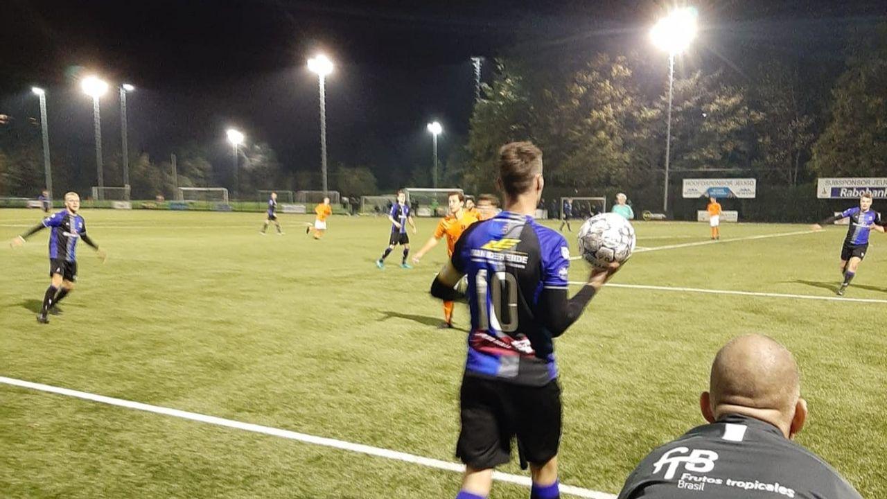 HVC'10 verslaat Soccer Boys in inhaalduel