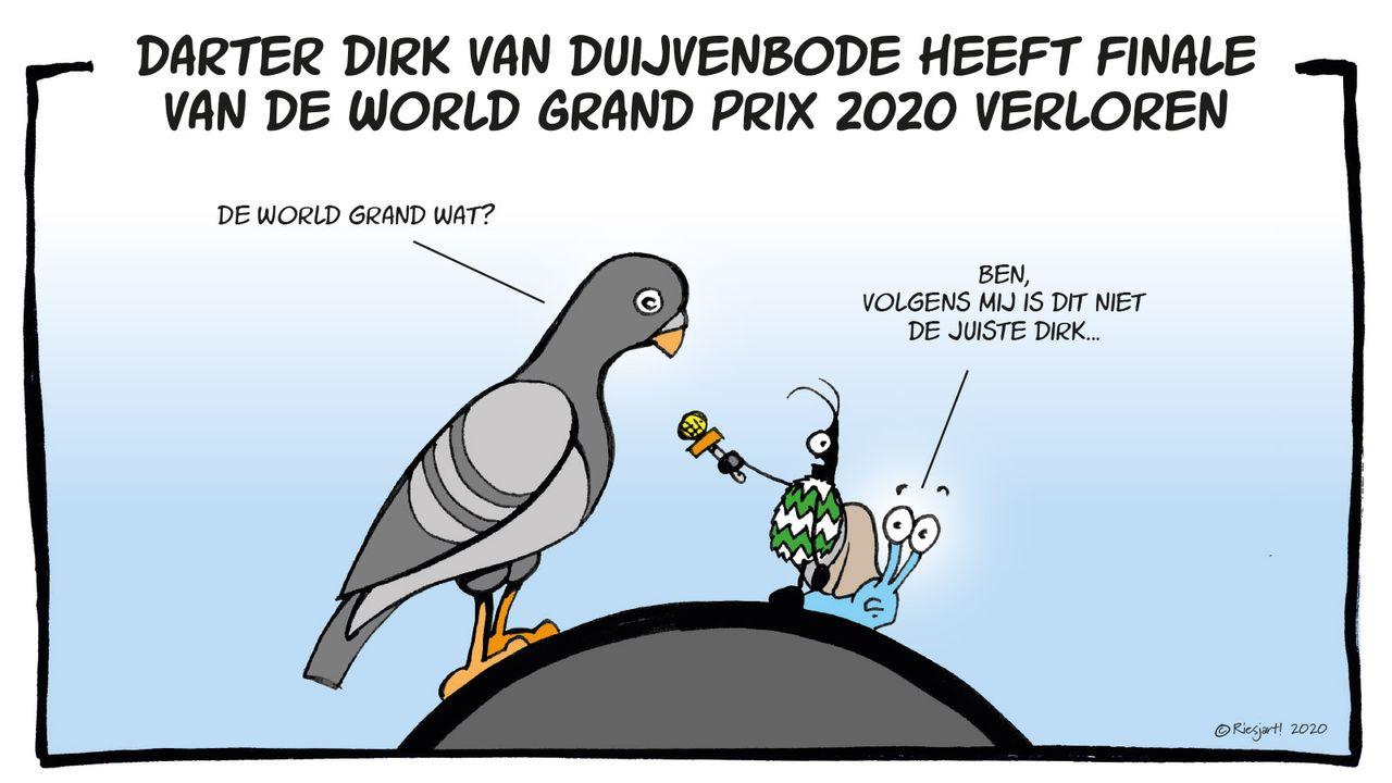 Ben & Sem over Dirk van Duijvenbode