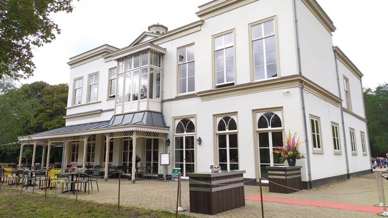 Mede dankzij Westlanders is Villa Ockenburgh na jaren eindelijk gerestaureerd