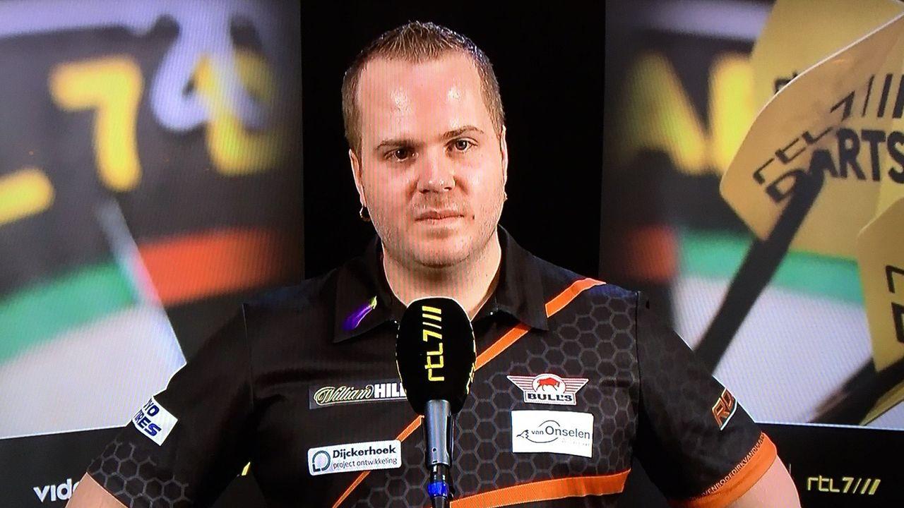 Darter Van Duijvenbode wint zijn eerste PDC-titel