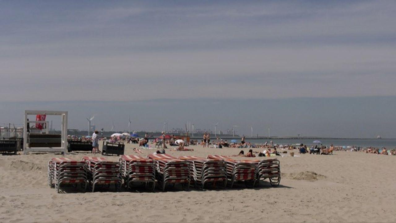 Frustratie over verbod op verhuur strandbedjes